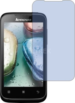 TELTREK Tempered Glass Guard for LENOVO A369I (Antiblue Light, Flexible)(Pack of 1)