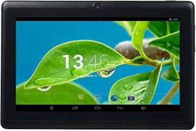 Datawind Ubislate 7W 512 MB RAM 4  GB ROM 7 inch with Wi Fi Only Tablet  Black