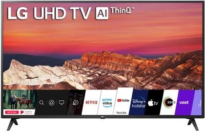 LG All-in-One 126 cm (50 inch) Ultra HD (4K) LED Smart TV(50UM7290PTD)