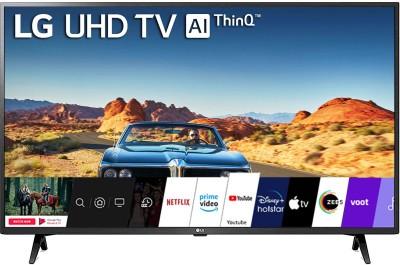 LG 108 cm (43 inch) Ultra HD (4K) LED Smart TV(43UM7290PTF)