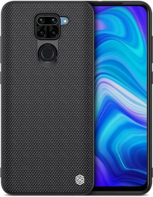 DHAN GTB Back Cover for Redmi Note 9 (6.53 inch)(Black, Grip Case)