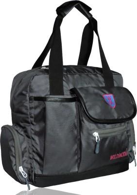 Wildmoda Baby Diaper Backpack Bag Diaper Bag(Grey)