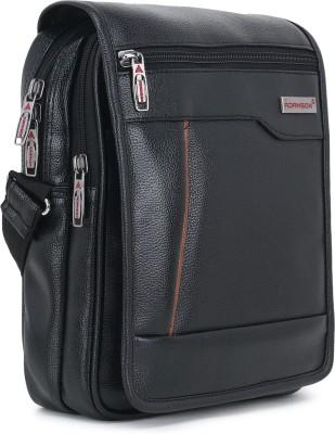 ADAMSON Black Sling Bag Southzone
