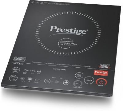 Prestige PIC 6.1 V3 Induction Cooktop(Black, Push Button)