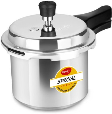 Pigeon Special 3 L Induction Bottom Pressure Cooker (Aluminium)