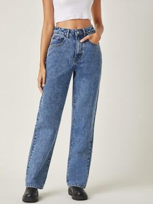 KOTTY Flared Women Blue Jeans