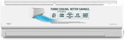 Whirlpool 1 Ton 3 Star Split AC  - White, Grey(1.0T Magicool Elite Pro 3S COPR, Copper Condenser)