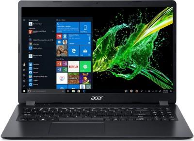 acer Aspire 3 Core i5 10th Gen - (8 GB/1 TB HDD/Windows 10 Home) A315-56 Laptop(15.6 inch, Black, 1.9 kg)
