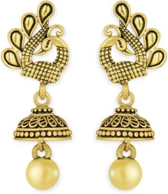 SPARGZ earring Alloy Jhumki Earring SPARGZ Earrings
