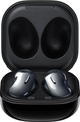 SAMSUNG Galaxy Buds Live Bluetooth Headset(Mystic Black, True Wireless)