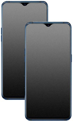 KARTRAY Screen Guard for Micromax IN 1b, Tecno Spark GO 2020, Tecno Spark 6 GO, Tecno Spark 7, Motorola E7 Plus, Motorola G8 Power Lite, Motorola G9, Motorola G10 Power, Motorola G30, Matte Tempered glass(Pack of 2)