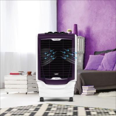 Hindware 80 L Desert Air Cooler(Premium Purple, SNOWCREST 80-HS)