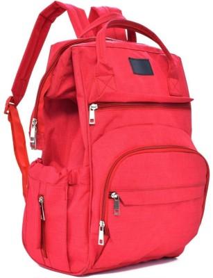 ENRIC baby bag Backpack Diaper Bag Red ENRIC Diaper Bags