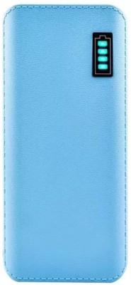 zdxa 10400 mAh Power Bank Blue, Lithium ion