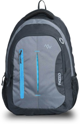 PAZZOMedium 28 L Backpack Polo Blue, Black, Grey
