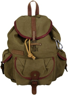 The House of Tara Go Getter 19 L Backpack Khaki The House of Tara Backpacks