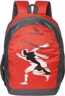 MAYOR Gravity 25 L Laptop Backpack Orange MAYOR Backpacks