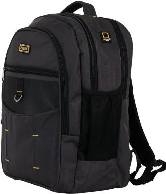 Fantastic bags grey coloured laptop/Multipurpose 32 L Backpack Black Fantastic bags Backpacks