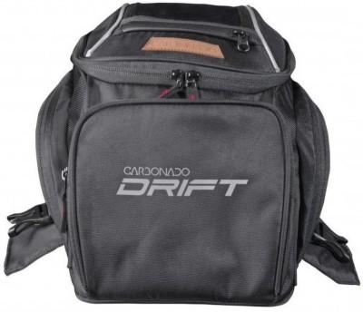 carbonado drift Duffel With Wheels  Strolley  Black carbonado Duffel Bags