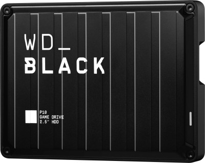 WD Black P10 Game 5 TB External Hard Disk Drive(Black)