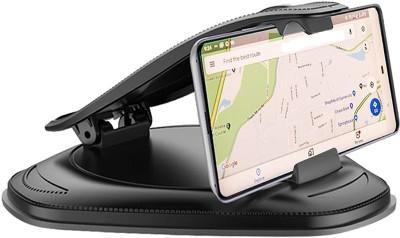imad Car Mobile Holder for Dashboard Black