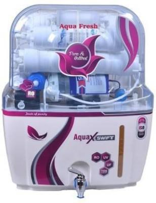 Aqua Fresh AquaXSwift Red Model 12 L RO + UV + UF + TDS Water Purifier(Red, White)