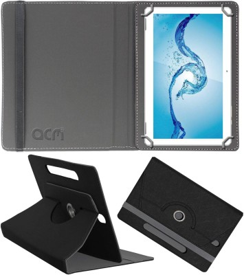 ACM Flip Cover for Acer One 10 T8-129l(Black, Cases with Holder)