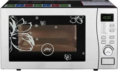 Godrej 19 L Convection Microwave Oven(GMX 519 CP1 PZ, White Rose)