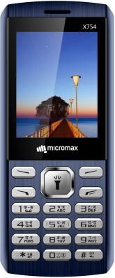 Micromax X754(Blue)