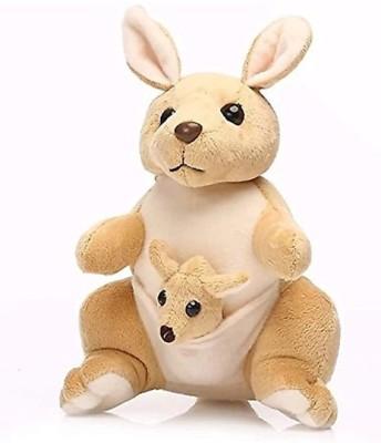 Lata Premium Quality Super Soft Kangaroo  45cm    45 cm Multicolor Lata Soft Toys