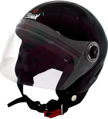 SONIK G-7 01MB Motorbike Helmet(Matt Black)