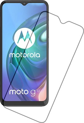 Knotyy Tempered Glass Guard for Motorola G10 Power, Moto G10 Power, Motorola G10 Power(Pack of 1)