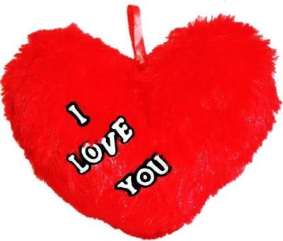 ARC Heart Shape Cushion Red 30cm   30 cm Red ARC Soft Toys