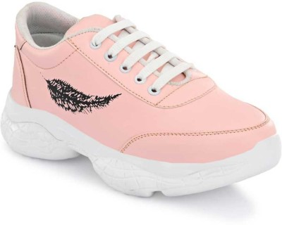 ELENTINO shoe Running Shoes For Women Pink