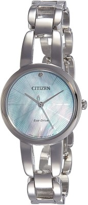 CITIZEN EM0430-85N ECO DRIVE Analog Watch - For Women