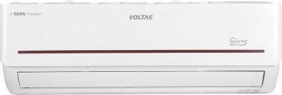 Voltas 2 in 1 Convertible Cooling 1.2 Ton 3 Star Split Inverter AC - White(153V ADP, Copper Condenser)