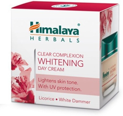 HIMALAYA Clear Complexion Whitening Day Cream(50 g)