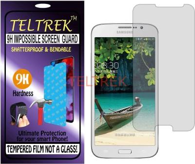 TELTREK Tempered Glass Guard for SAMSUNG GALAXY MEGA 5.8 I9152 (Flexible, Unbreakable)(Pack of 1)