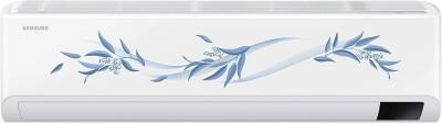 SAMSUNG 2 Ton 4 Star Split Inverter AC - White(AR24AY4YATANNA/XNA, Copper Condenser)
