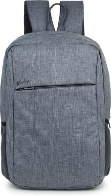 WESLEY Milestone 25 L Laptop Backpack Grey WESLEY Backpacks