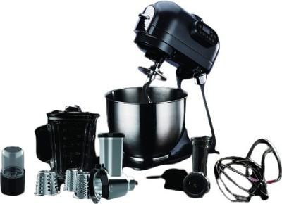 Hafele Highline Series Klara Highline - Gothic Grey, Kitchen Machine Multi-functional Blender with 5.5L Mixing Bowl, 200ml spice grinding and...