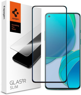 Spigen Tempered Glass Guard for OnePlus 8T(Pack of 1)