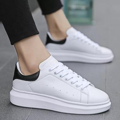 Robbie jones Sneakers For Men(White, Black)