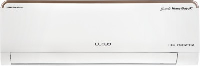 Lloyd 1 Ton 5 Star Split Inverter AC with Wi-fi Connect - White(LS12I55WBHD, Copper Condenser)