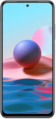 REDMI Note 10 (Frost White, 64 GB)(4 GB RAM)