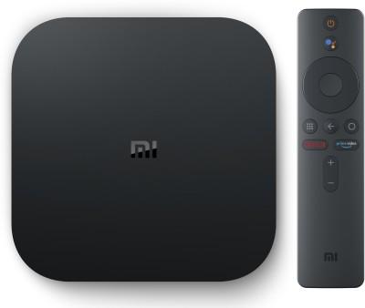 Mi Box 4k Media Streaming Device(Black)