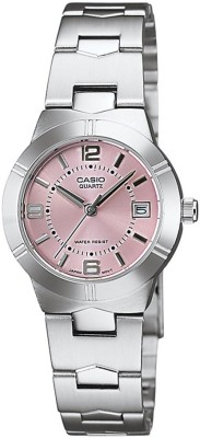 CASIO A873 Enticer Lady's   LTP 1241D 4ADF   Analog Watch   For Women CASIO Wrist Watches