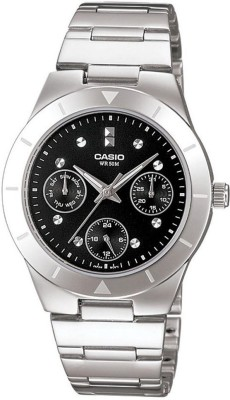 CASIO A528 Enticer Lady's   LTP 2083D 1AVDF   Analog Watch   For Women CASIO Wrist Watches