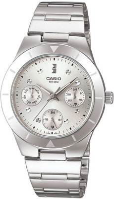 CASIO A529 Enticer Lady's   LTP 2083D 7AVDF   Analog Watch   For Women CASIO Wrist Watches
