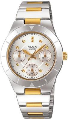 CASIO A530 Enticer Lady's   LTP 2083SG 7AVDF   Analog Watch   For Women CASIO Wrist Watches